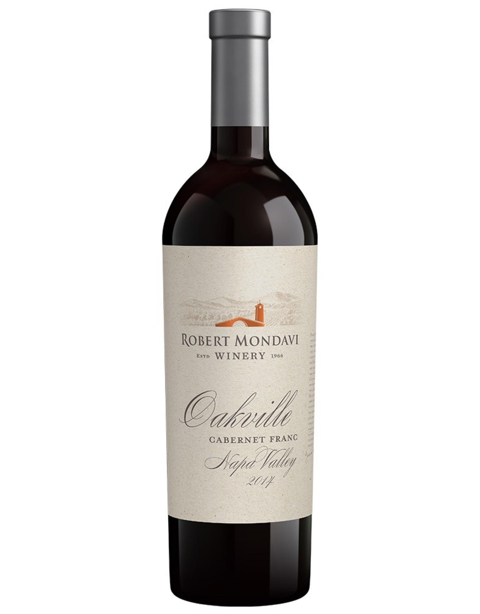 Red Wine 2014, Robert Mondavi, Cabernet Franc, Oakville To-Kalon, Napa, California, 14.5% Alc, CT