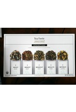 Tea Tea Forte RX Sipscriptions BOX, 20 Pyramid Infusers