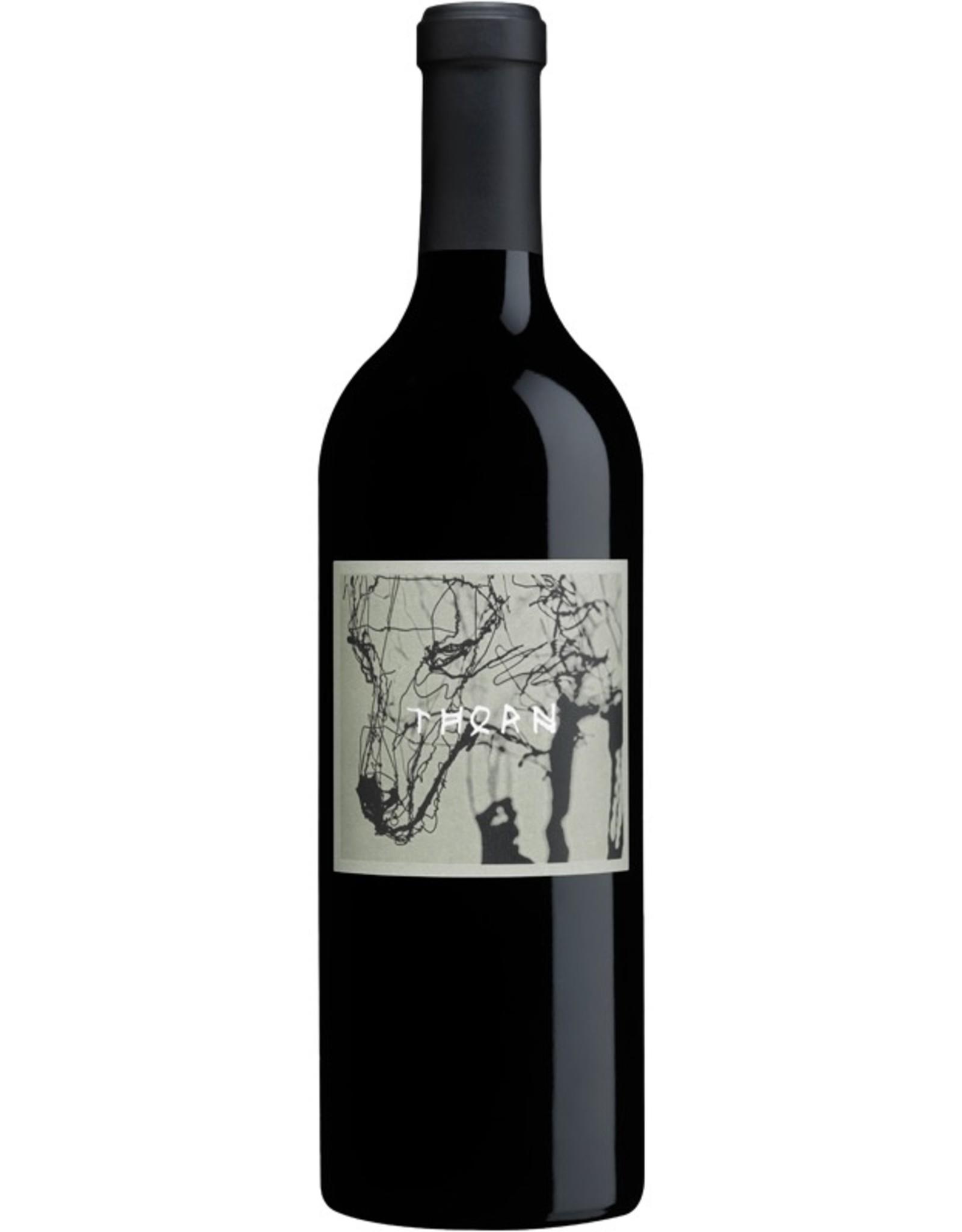 Red Wine 2016, Prisoner Wine Company Thorn, Merlot, Multi-AVA, Napa, California, 15.2% Alc, CT