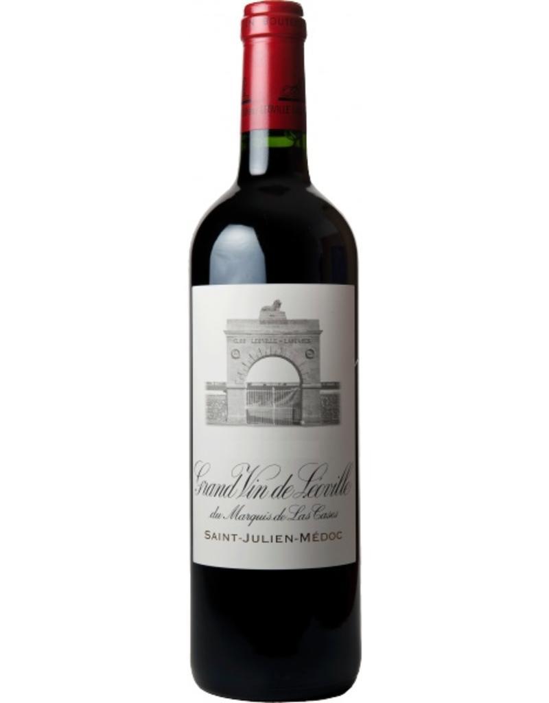 Red Wine 2010, Chateau Leoville Las Cases 2nd Growth, Red Bordeaux Blend, St. Julien, Bordeaux, France, 13.5% Alc, CT95, WE100