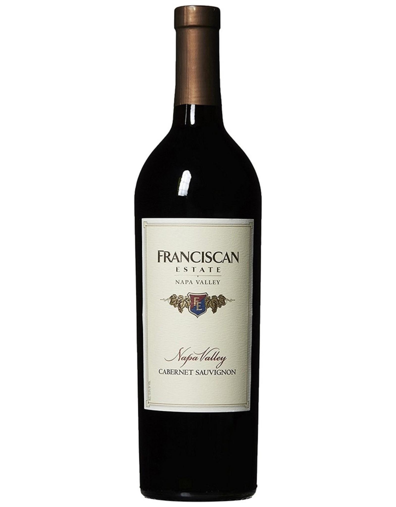 Red Wine 2014, Franciscan Estate, Cabernet Sauvignon, Oakville, Napa Valley, California, 13.5% Alc, CT87, JS90