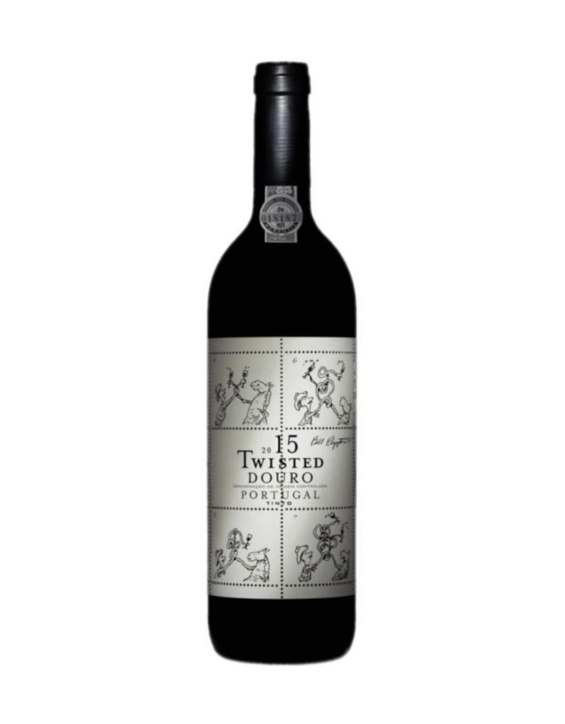 Red Wine 2005, Niepoort Twisted, Red Blend, Douro Valley, Oporto, Portugal, 13% Alc, CT