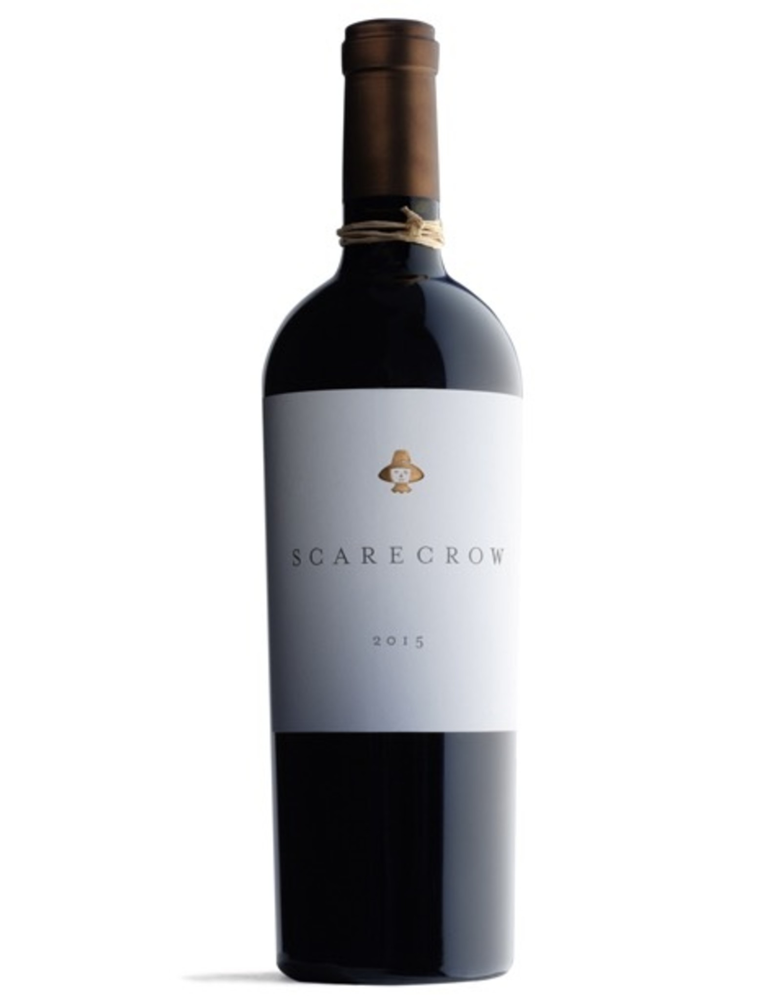 Red Wine 2015, Scarecrow, Cabernet Sauvignon, Rutherford, Napa Valley, California, 14.9% Alc, CT  RP99