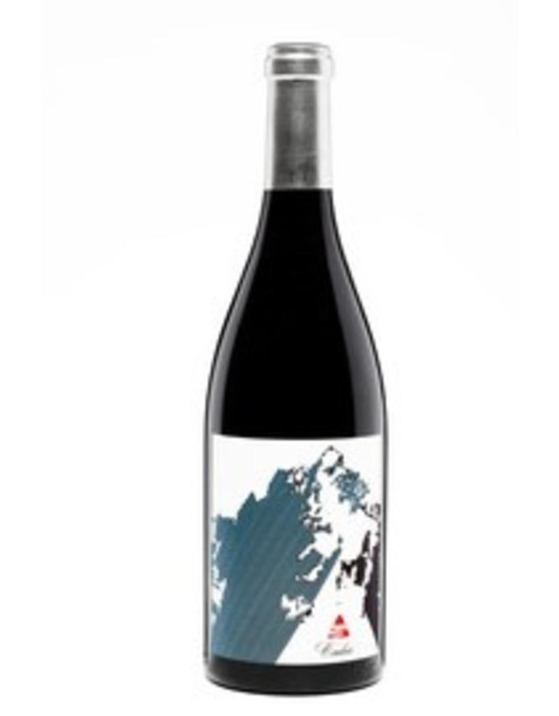 Red Wine 2012, Grant Family Wines Couloir, Pinot Noir, Chileno Valley, Marin County, California, 13.8% Alc, CT91