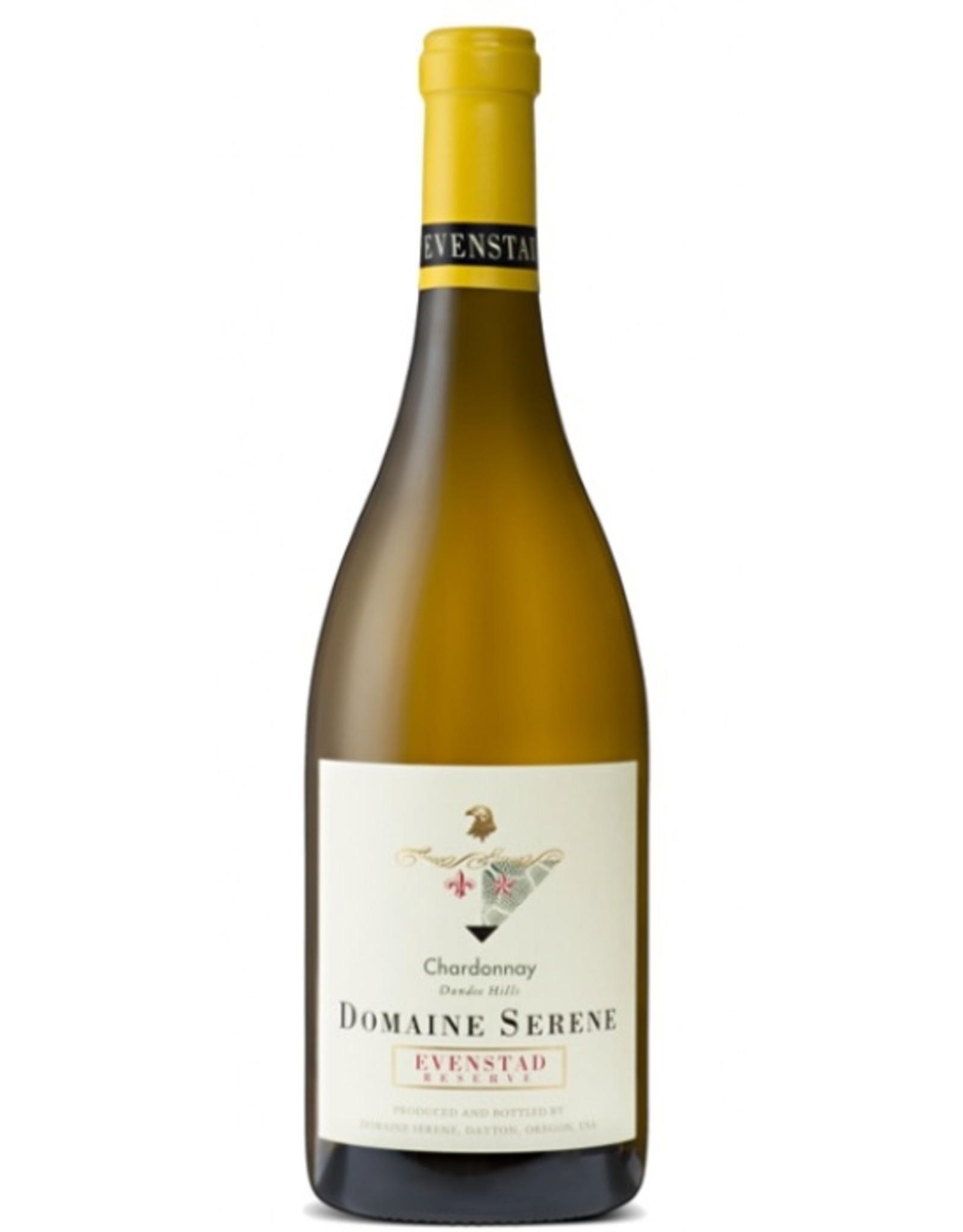 White Wine 2016, Domaine Serene Evenstad Reserve, Chardonnay, Dundee Hills, Willamette Valley, Oregon, 13.9% Alc., JS94