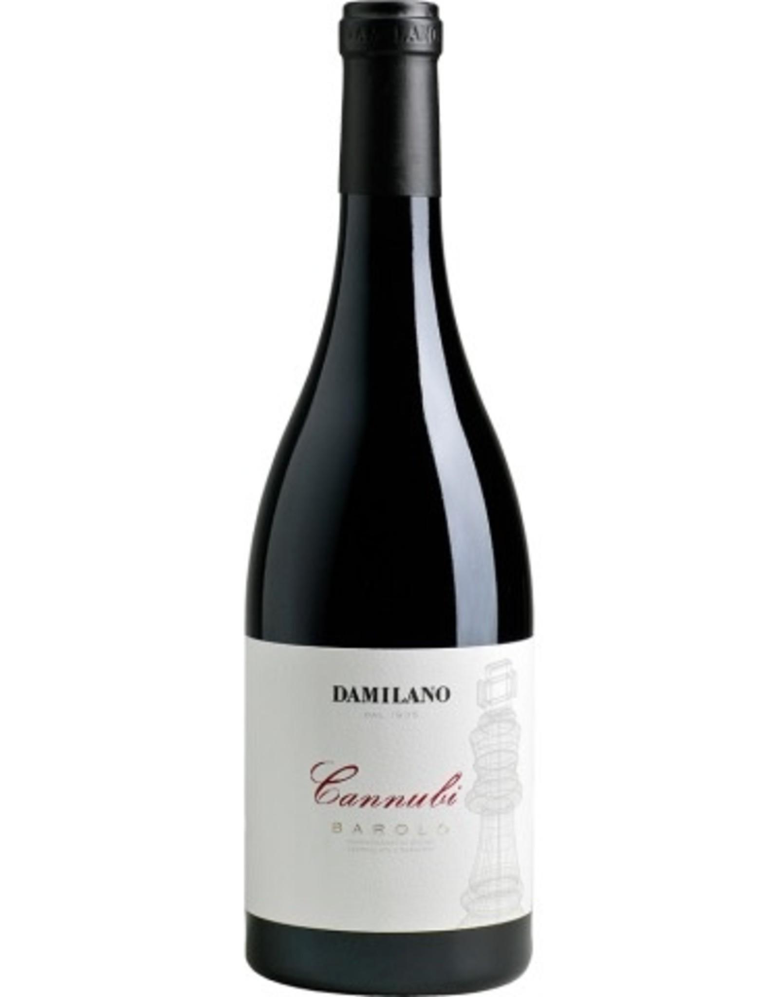 Red Wine 2012, Damilano Cannubi Vineyard, Nebbiolo, Barolo, Piemonte, Italy, 14% Alc, CT