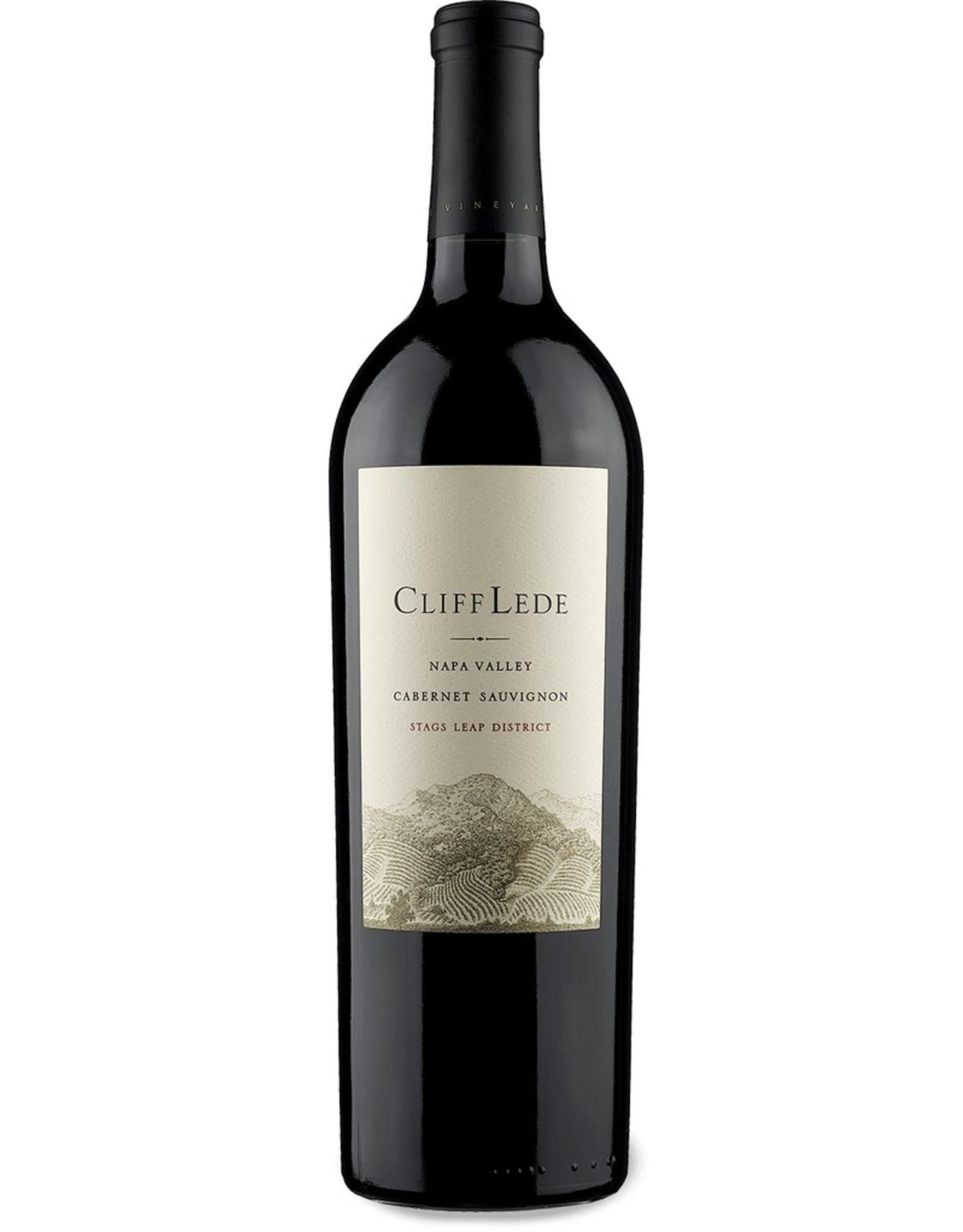 Red Wine 2017, Cliff Lede Stags Leap, Cabernet Sauvignon, Stags Leap, Napa, California, 15% Alc, CTnr, RP93