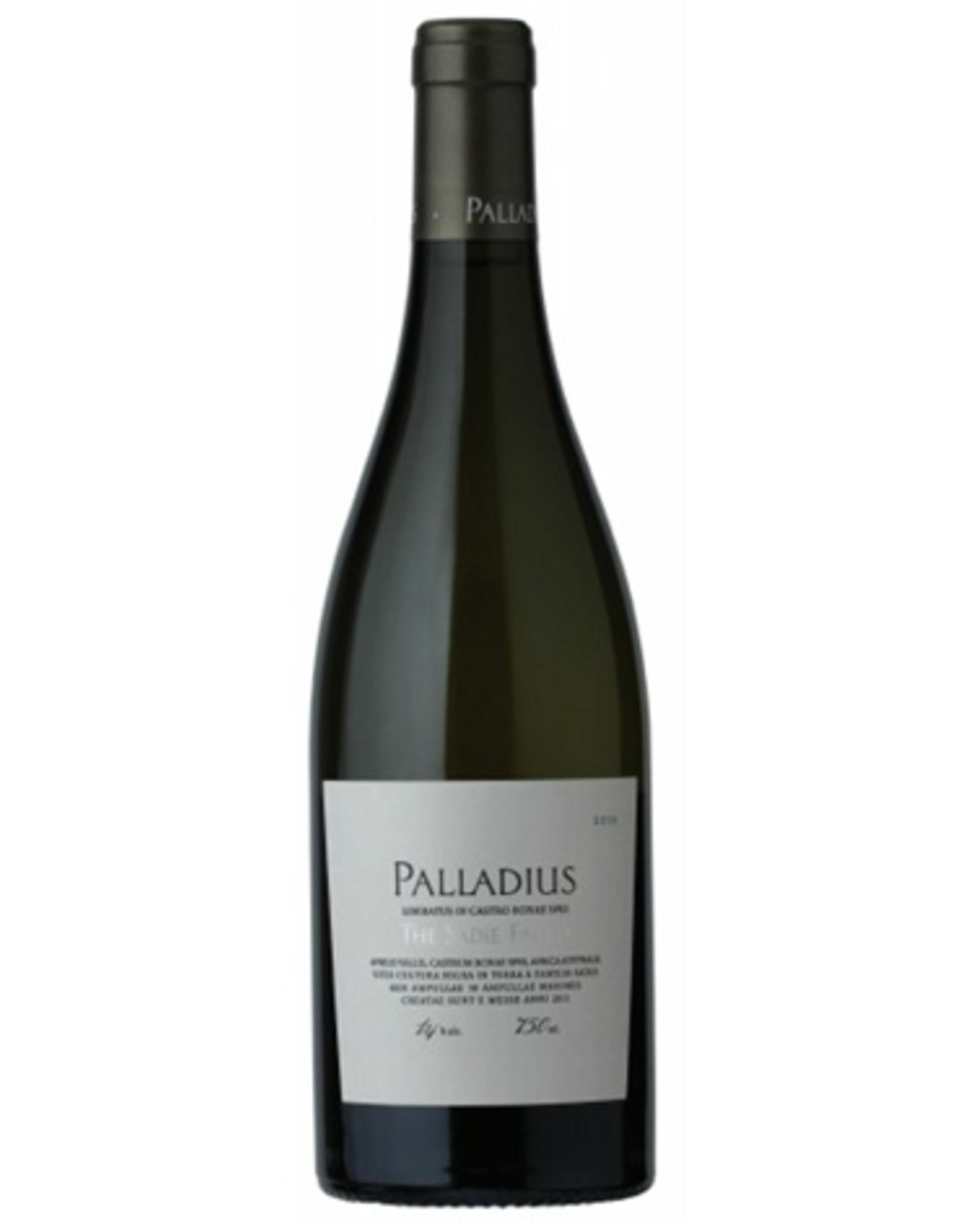 White Wine 2011, Sadie Family Palladius, White Blend, Malmesbury, Swartland, South Africa, 14% Alc, CT90, WS93