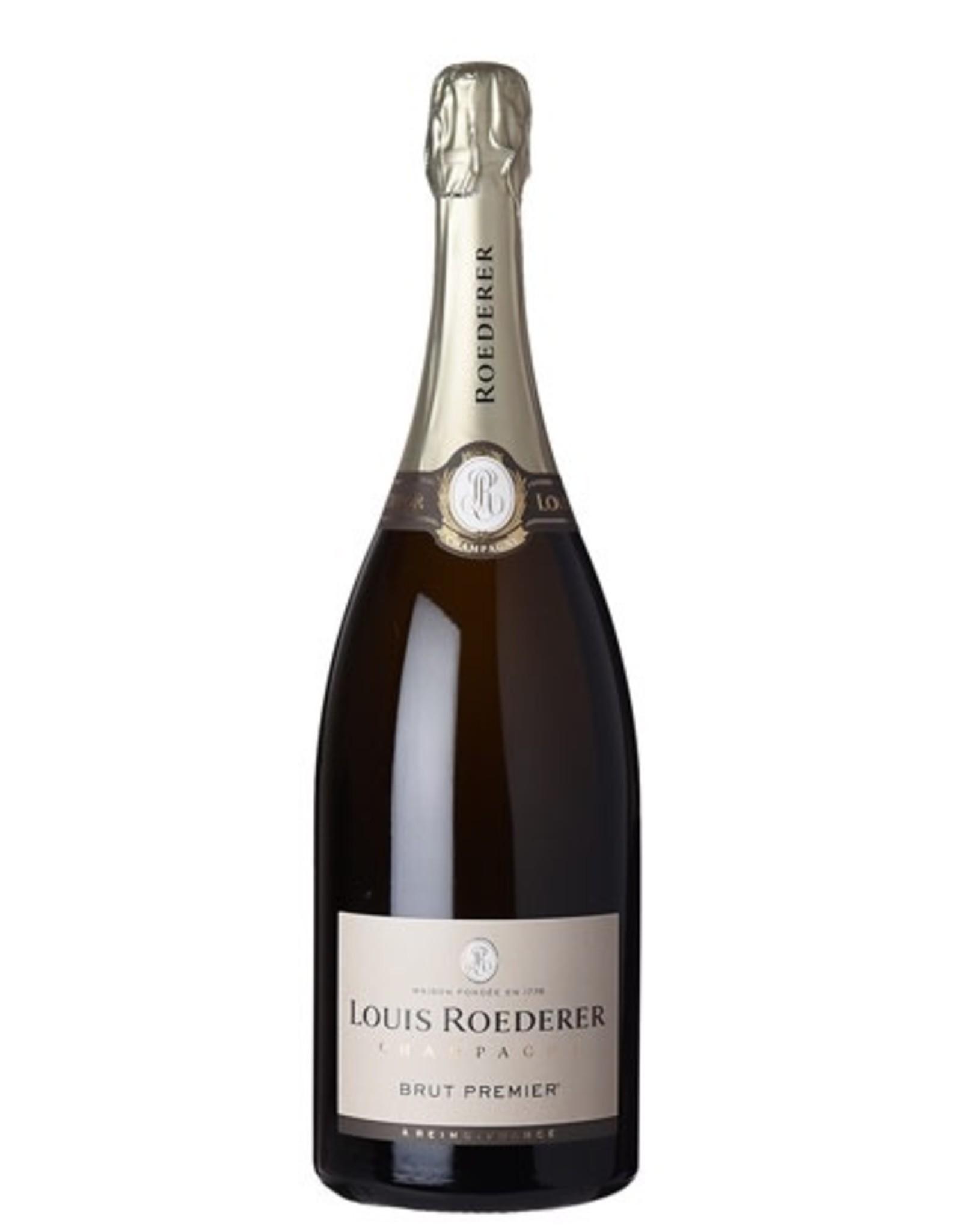 Sparkling Wine NV, 1.5l Louis Roederer Brut Premier, Champagne, Reims, Champagne, France, 12% Alc, CT89