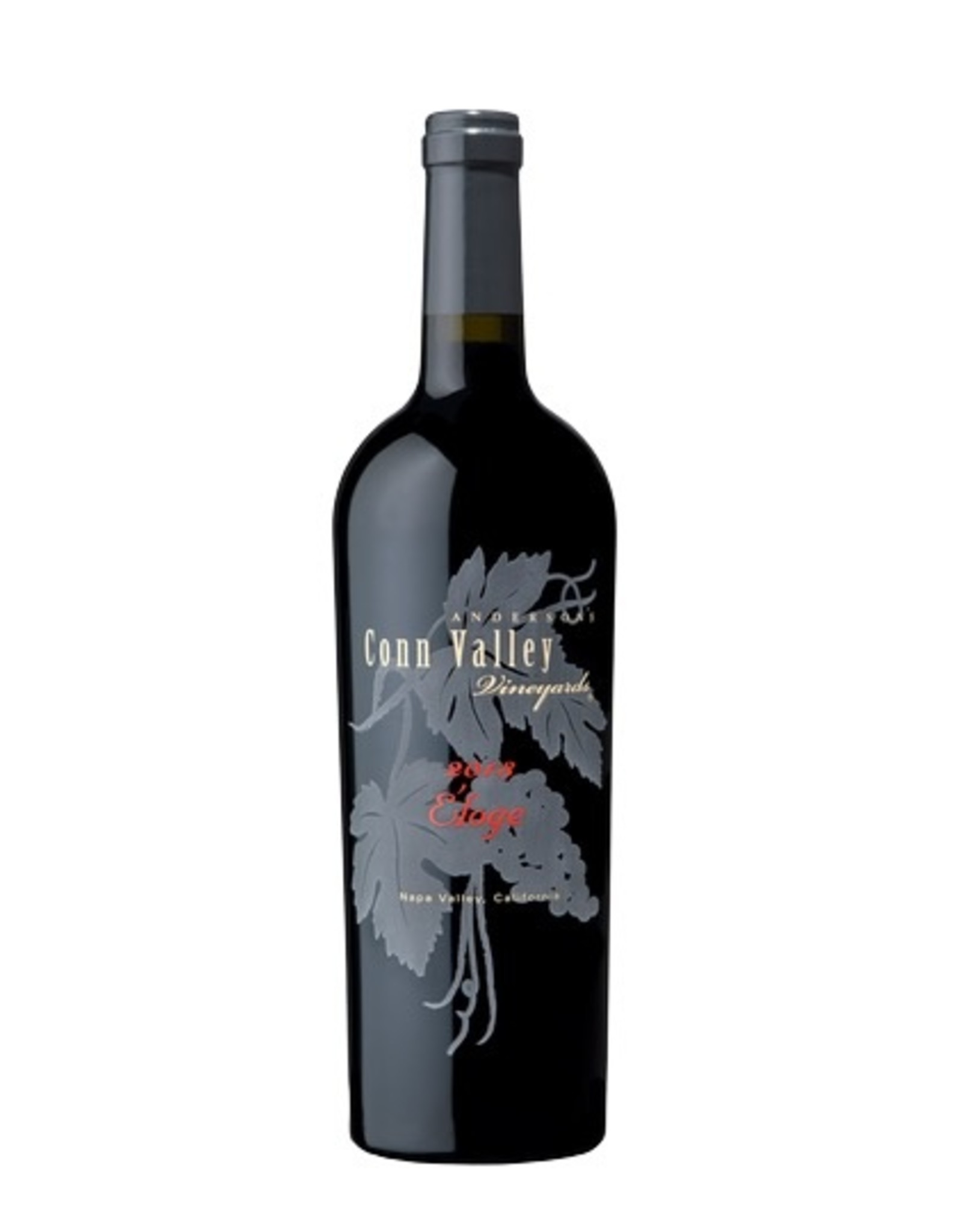 Red Wine 2013, Conn Valley Eloge, Red Bordeaux Blend, Saint Helena, Napa Valley, California, 14% Alc, CT92.5