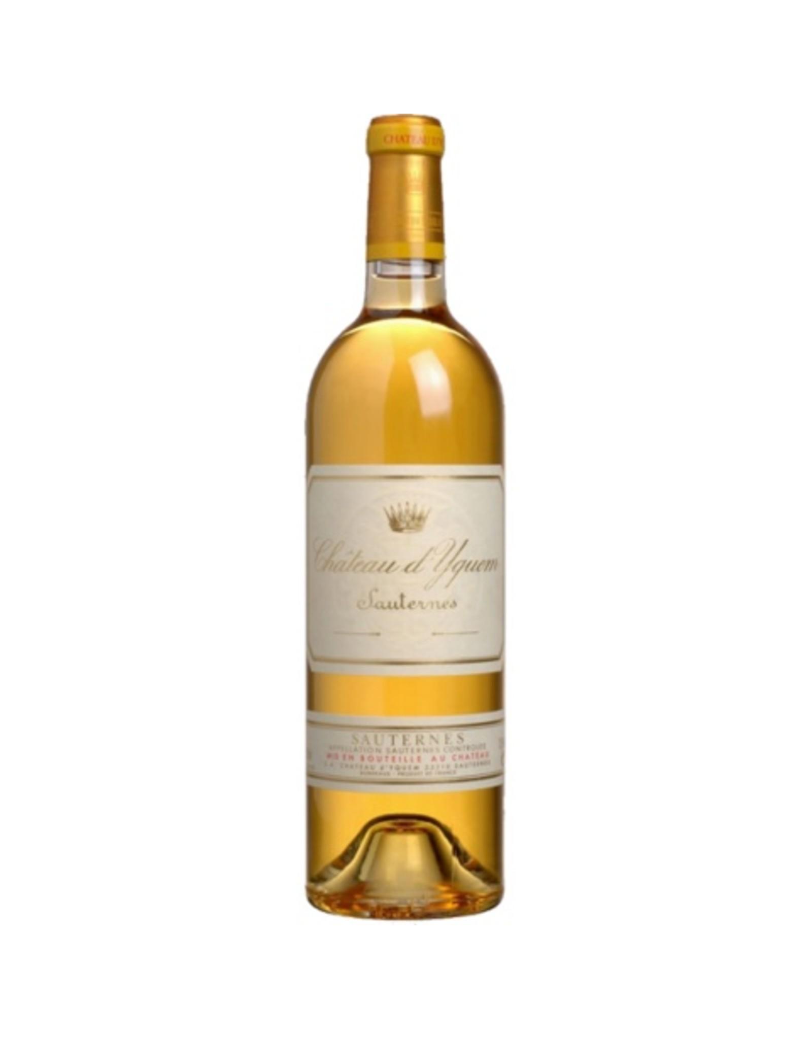 Desert Wine 2011, Chateau d'Yquem, Semillon- Sauvignon Blanc Blend, Sauternes, Bordeaux, France, 14% Alc, CT96, WS99