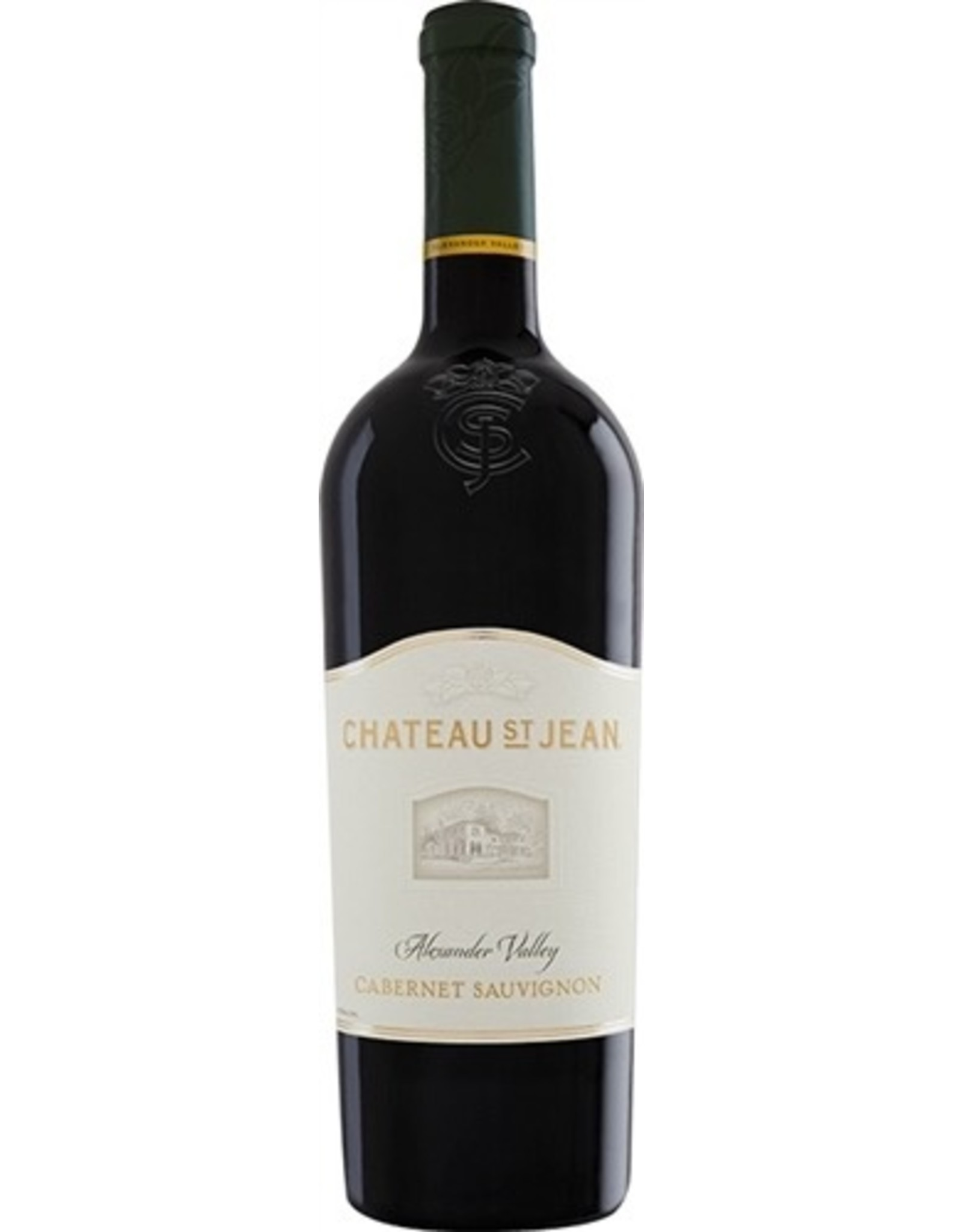 Red Wine 2011, Chateau St. Jean, Cabernet Sauvignon, Alexander Valley, Sonoma, California, 14.4% Alc, RP90, WS91, Tw91