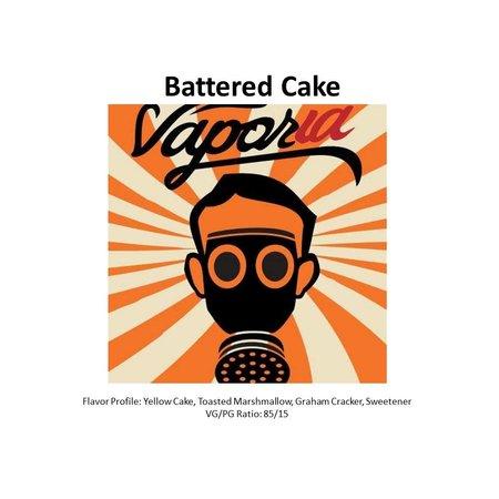 Battered Cake