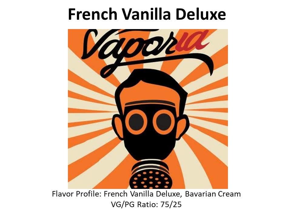French Vanilla Deluxe