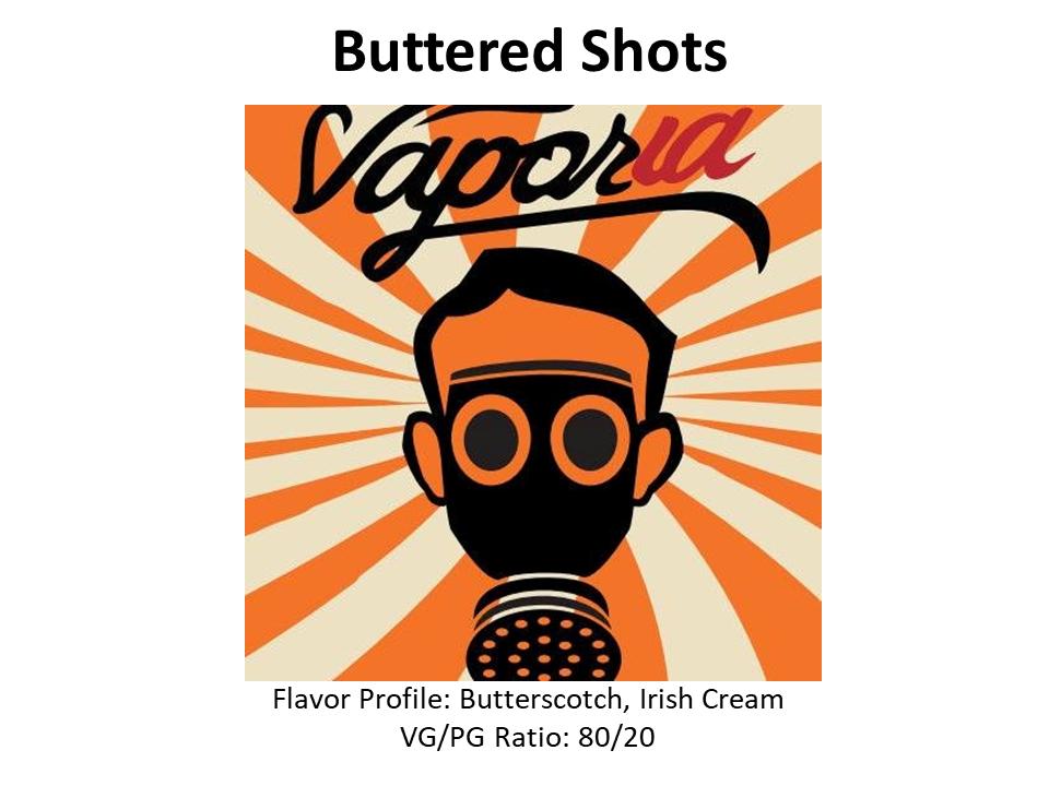 Buttered Shots