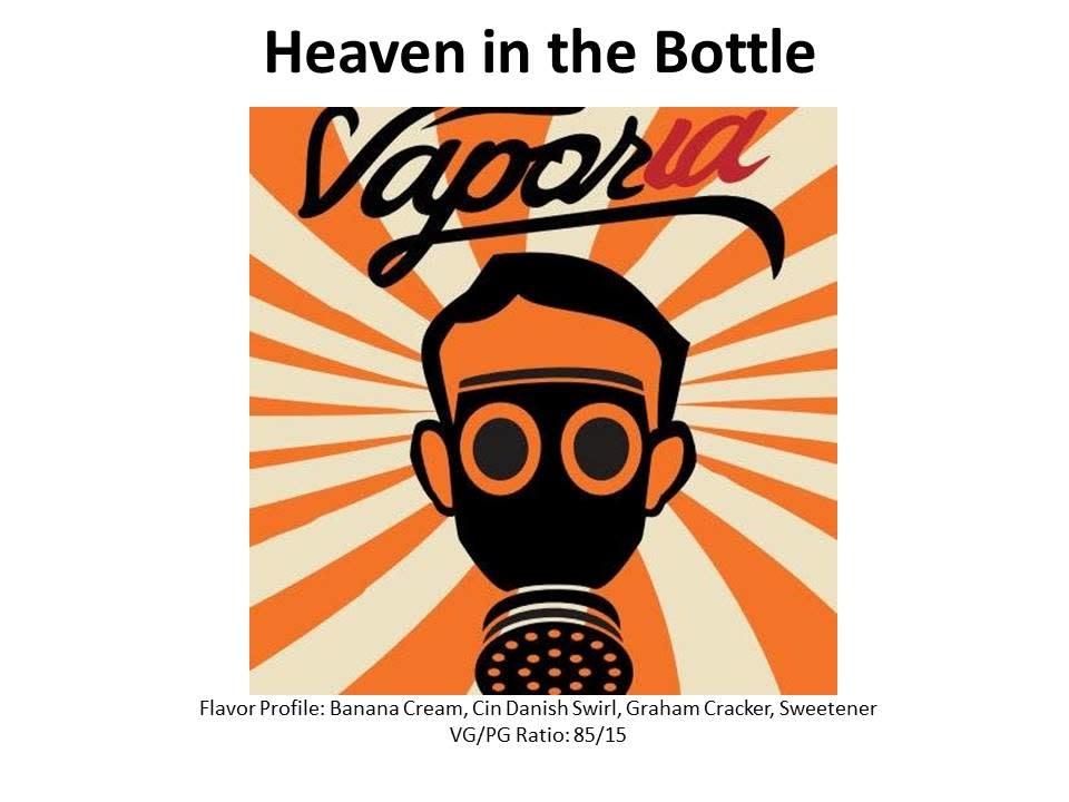 Heaven in the Bottle
