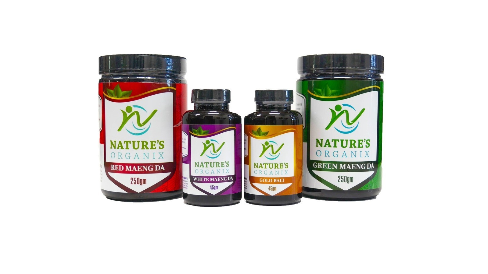 Nature's Organix Kratom Powder
