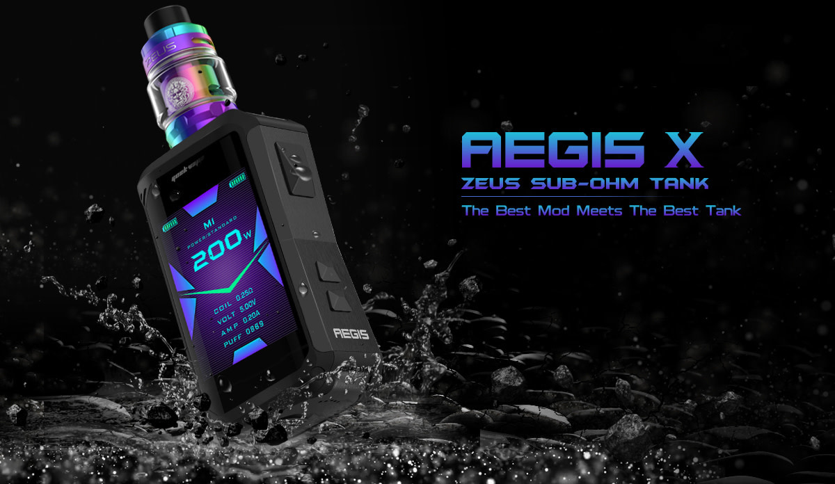 Aegis X Zeus Kit