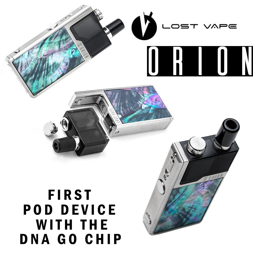 Orion DNA Mod
