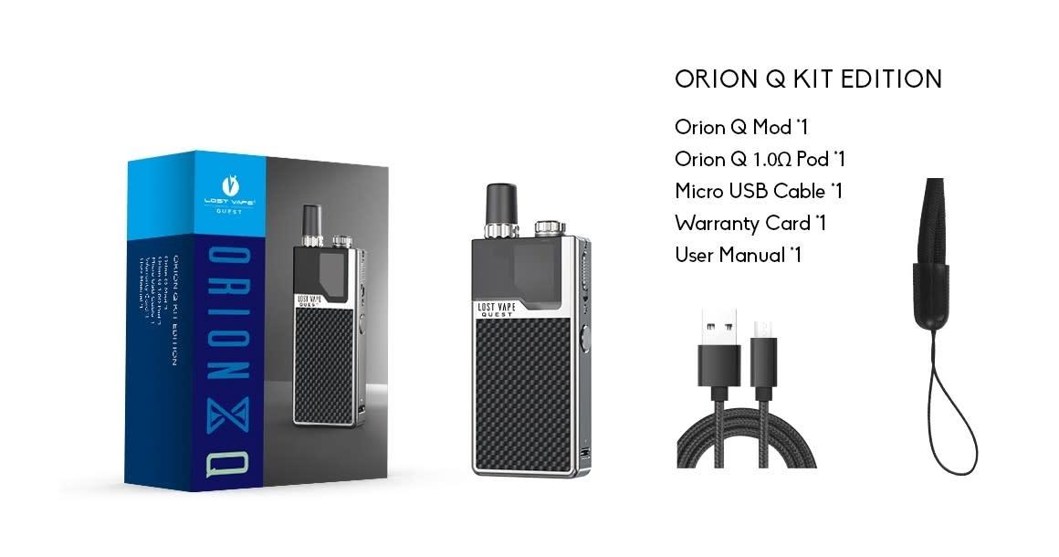 Orion Quest Mod