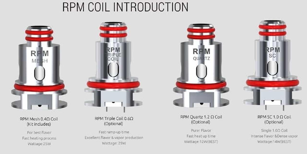 RPM Coil Single