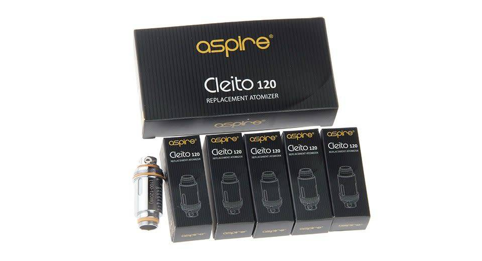 Aspire Cleito 120 Single Coil