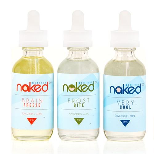 Naked Juice Menthol 60ml