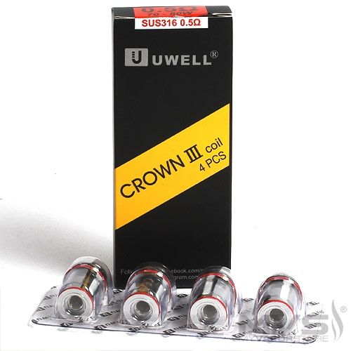UWELL Crown 3 Single Coil