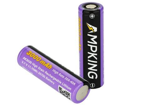 40A 20700 Battery