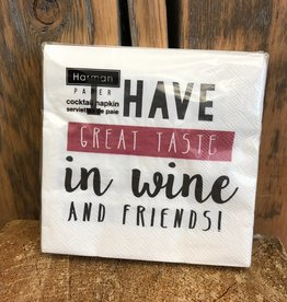 Taste Wine Cocktail