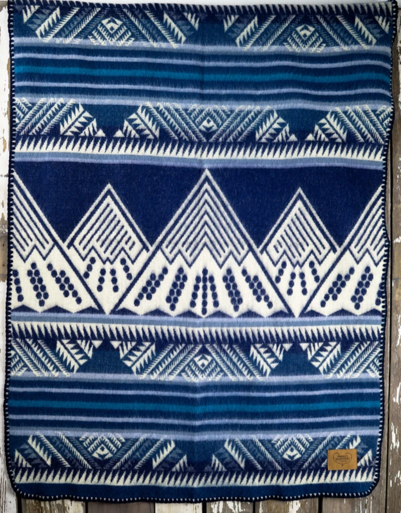 Mountain Baby Blankets - Small & Mighty