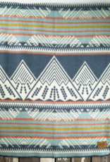 Mountain Baby Blankets - Mountain Lion
