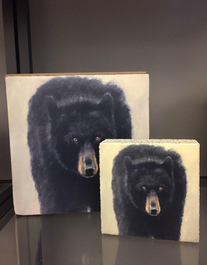 Black bear MINI block
