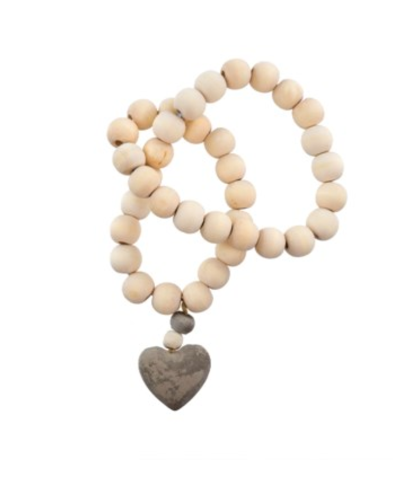 Wood Prayer Beads Small
