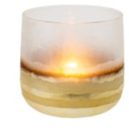 Echo votive medium gold