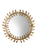 Gold Vines Mirror