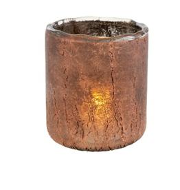 Saturna Votive-Copper Ombre