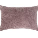 indaba Vera Velvet Purple Cushion
