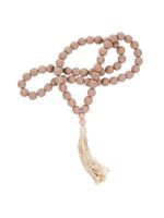 Tassel Blessing Beads- Pink