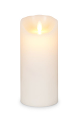 Large Flameless Candle 3x5