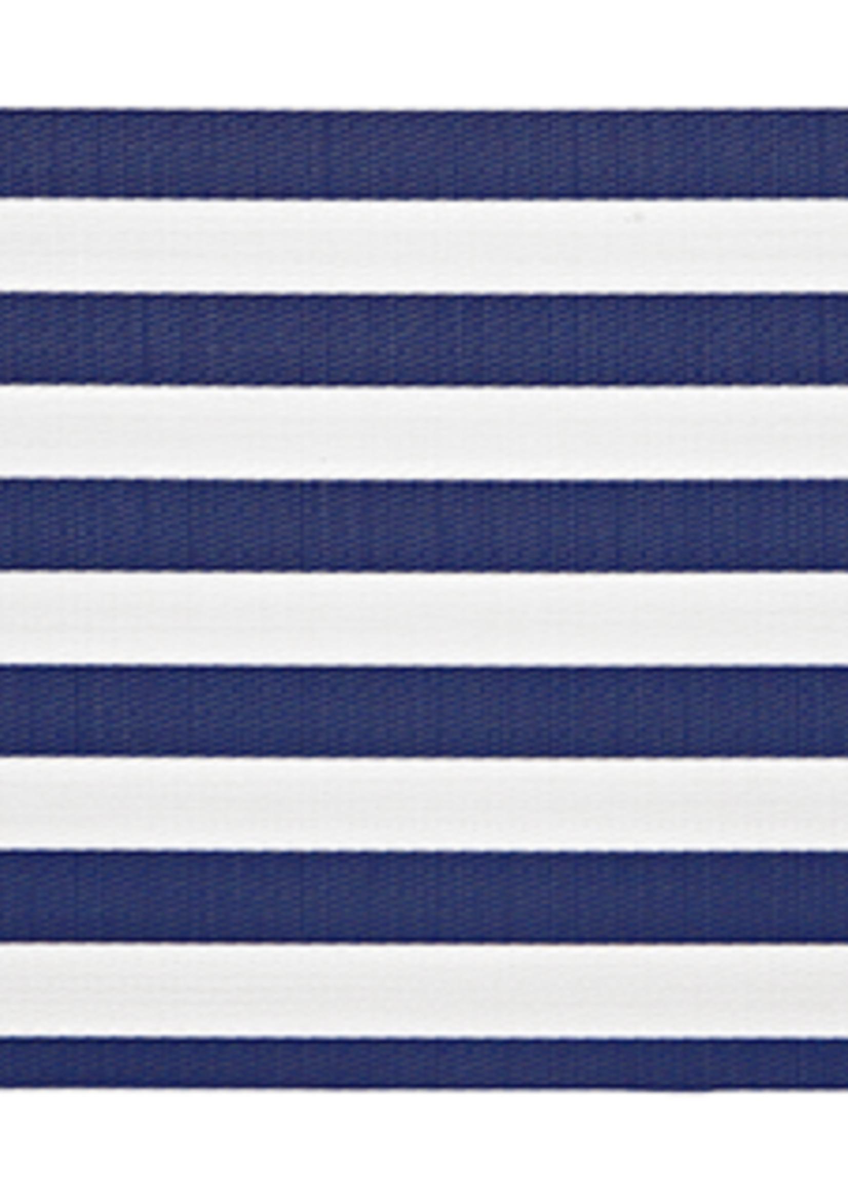 Harman Cabana Stripe Placemat- Navy