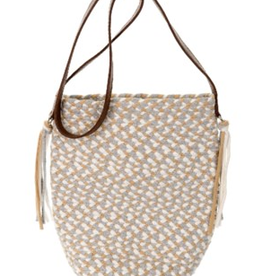 City Chindi Tote Beige