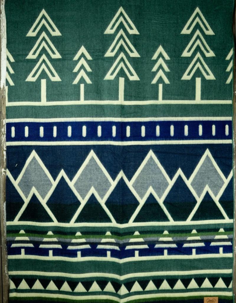 Queen- Tree Line Colorado Blue