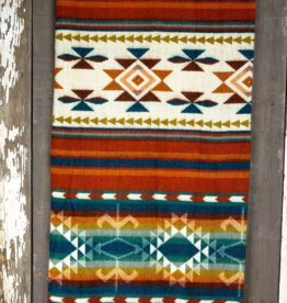 AZTEC Double Blanket - Fire at Night DB153