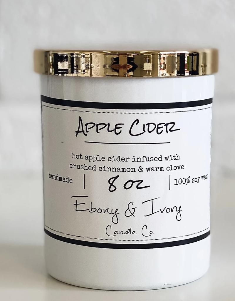 Apple cider 8 oz