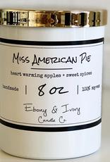 Miss american pie 8 oz
