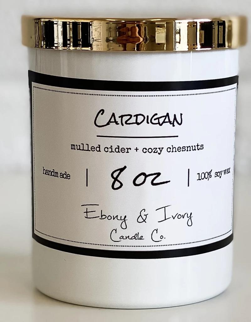 Cardigan 8 oz