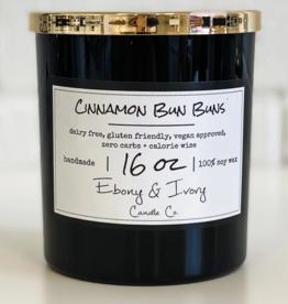 Cinnamon bun bun 16 oz