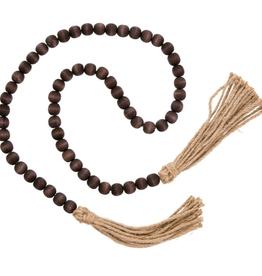 Tassel Beads Brown