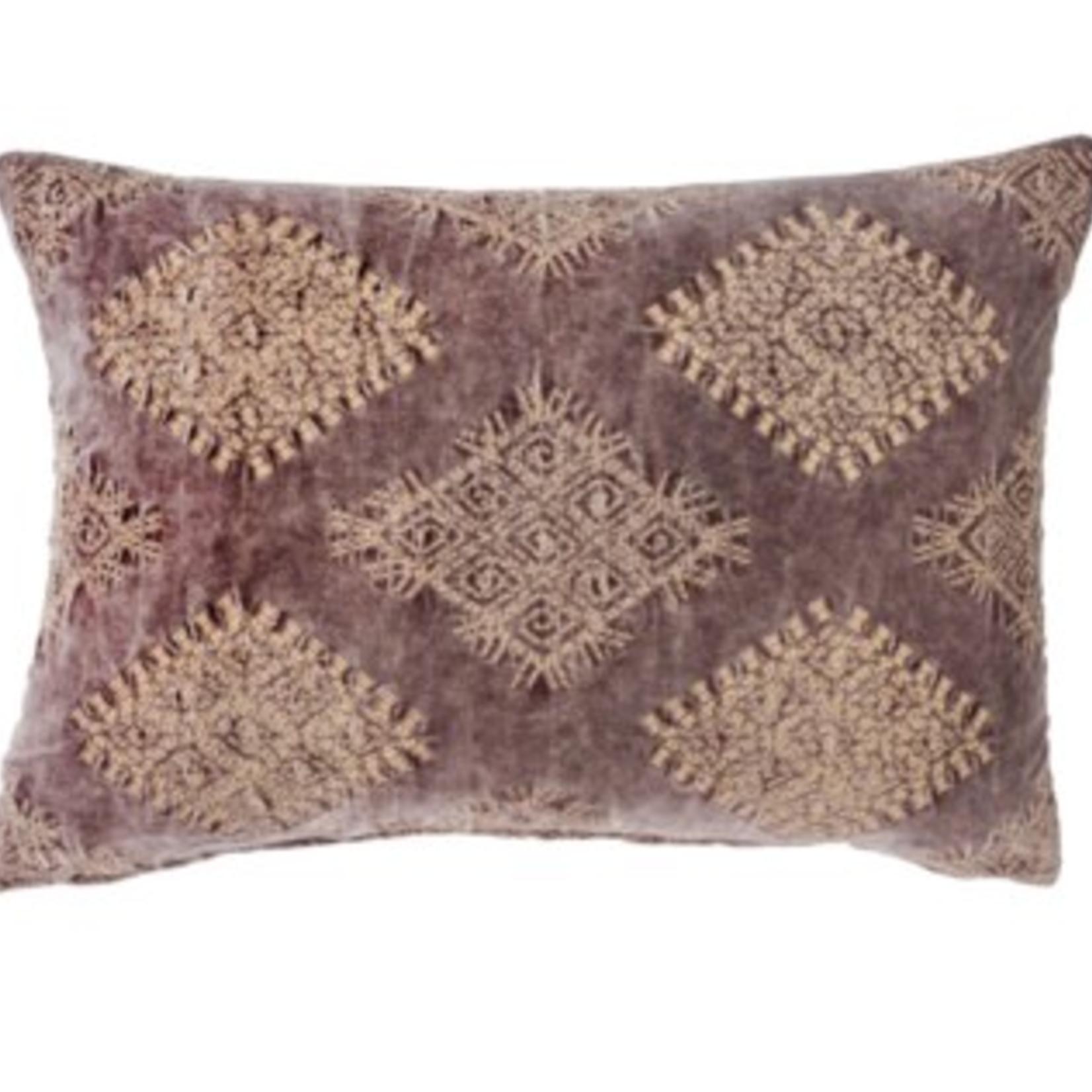 Vivi Velvet Pillow 16x24